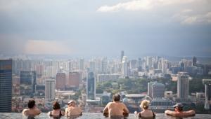 Singapur, Singapur, autor: Sam Kang Li. Kategoria Globalny krajobraz