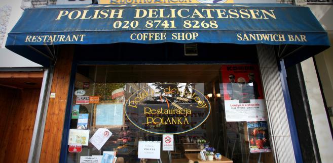 Polski sklep w Londynie