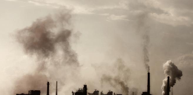 Emisje gazów cieplarnianych
