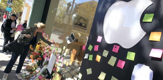 Siedziba Apple po śmierci Steve'a Jobsa