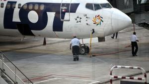 Samolot LOT-u