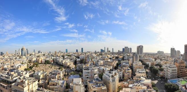 Izrael, Tel Awiw