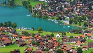 Szwajcaria, Lungern