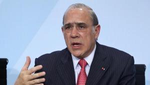 Angel Gurria, sekretarz generalny OECD, obawia się protekcjonizmu w handlu