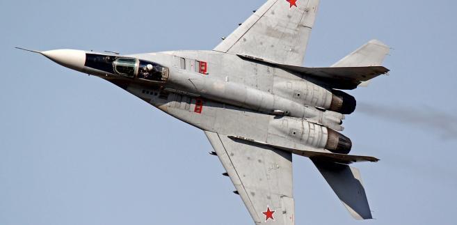Samolot MIG-29S w barwach rosyjskich sił powietrznych. Fot. Kirill Naumenko (CC BY-SA 3.0)