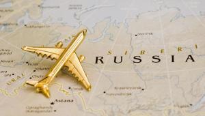 Samolot, Rosja