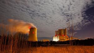 Elektrownia w Niemczech