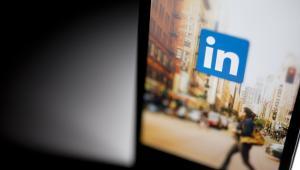 Aplikacja LinkedIn