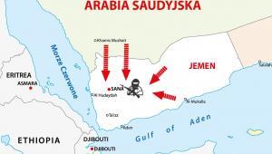 Jemen, Arabia Saudyjska