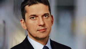 Tomasz Szuba, prezes i większościowy udziałowiec firmy Tines