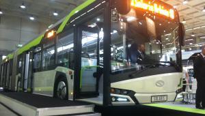 Nowy Solaris Urbino 18 zaprezentowany w Mediolanie
