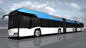 Hybrydowy Solaris Urbino w wersji 24-metrowej, z dwoma przegubami