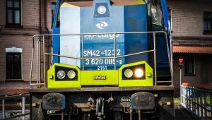 PKP Cargo - lokomotywa spalinowa. Fot. PKP Cargo