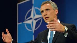 Jens Stoltenberg, sekretarz generalny NATO Eric Vidal/Reuters/Forum