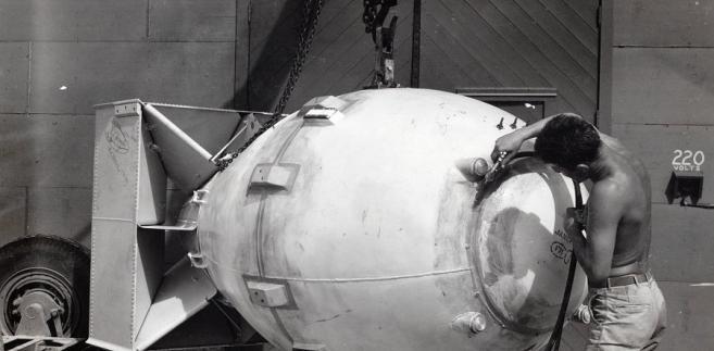 3. Przygotowania do ataku nuklearnego na Japonię - fot. ©National Archives