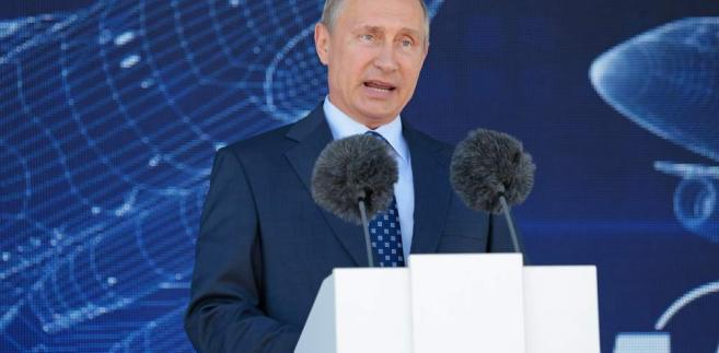 Władimir Putin Fot. Shutterstock