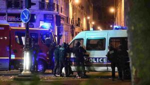 Seria ataków na Paryż  EPA/CHRISTOPHE PETIT TESSON Dostawca: PAP/EPA.