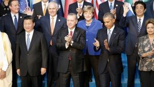 Szczyt G20 uczestnicy