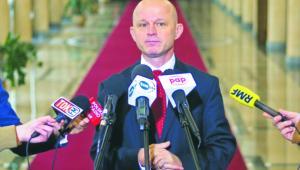 Minister finansów Paweł Szałamacha zapewnił rządowi swobodę wydawania pieniędzy