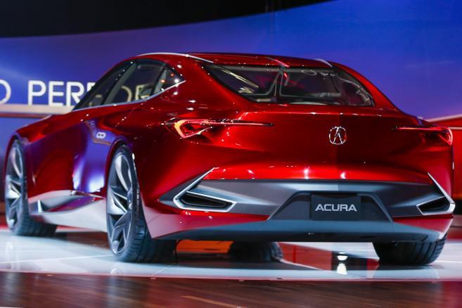 Acura Precision  fot. EPA/TANNEN MAURY