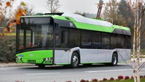 Solaris Urbino nowej generacji w wersji elektrycznej