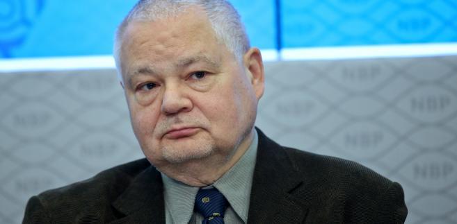 Adam Glapiński , NBP