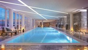 ZŁOTA 44 - 25 metrowy basen
