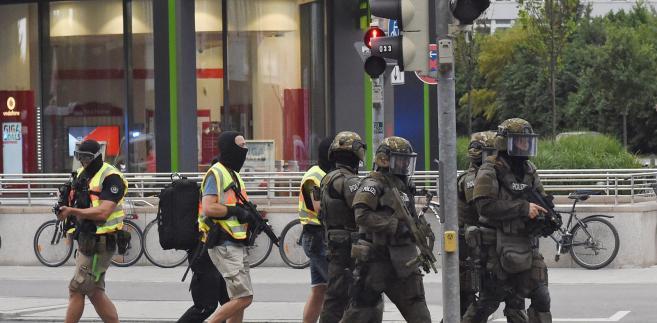 Strzelanina Monachium