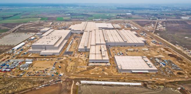 Fabryka Volkswagena we Wrześni, Wałbrzyska Specjalna Strefa Ekonomiczna