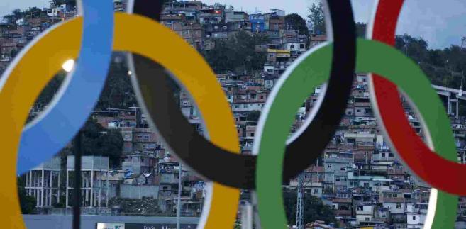 Olimpiada w Rio EPA/MICHAEL REYNOLDS Dostawca: PAP/EPA.
