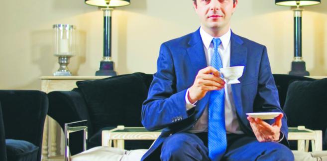 Andrzej Kawalec założyciel i prezes firmy Fenix Group zajmującej się skupowaniem, renowacją i sprzedażą starych kamienic fot. Piotr Waniorek/Forbes/Forum