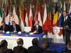 """""""Uczynimy Unię Europejską silniejszą i odporniejszą"""". Przywódcy 27 państw przyjęli Deklarację Rzymską"""