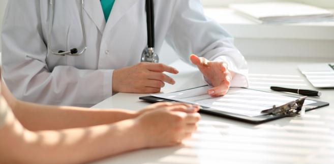 lekarz, pacjent, zdrowie