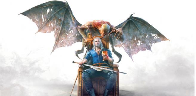 Tak wygląda wiedźmin Geralt w oczach twórców popularnej gry komputerowej. Serial o bohaterze powieści Andrzeja Sapkowskiego zrealizuje Netflix fot. Materiały prasowe