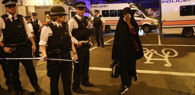 Londyn zamach