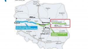 Na ukończenie autostrady A2 poczekamy przynajmniej sześć lat