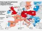 Co szósty unijny imigrant wybiera Polskę