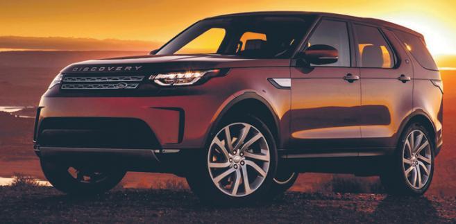 Land Rover Discovery V fot. Materiały prasowe