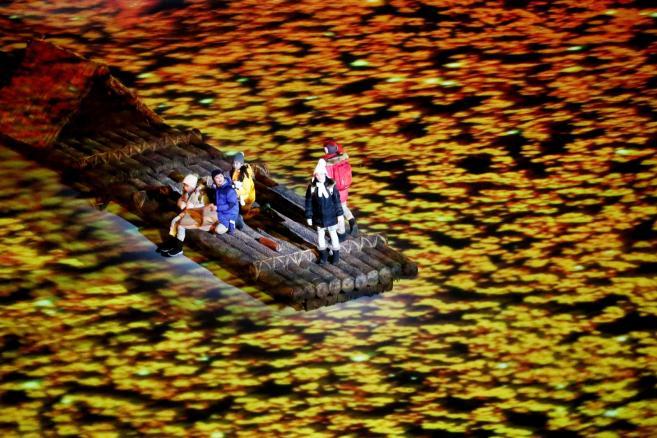 Otwarcie zimowych igrzysk w Pjongczangu