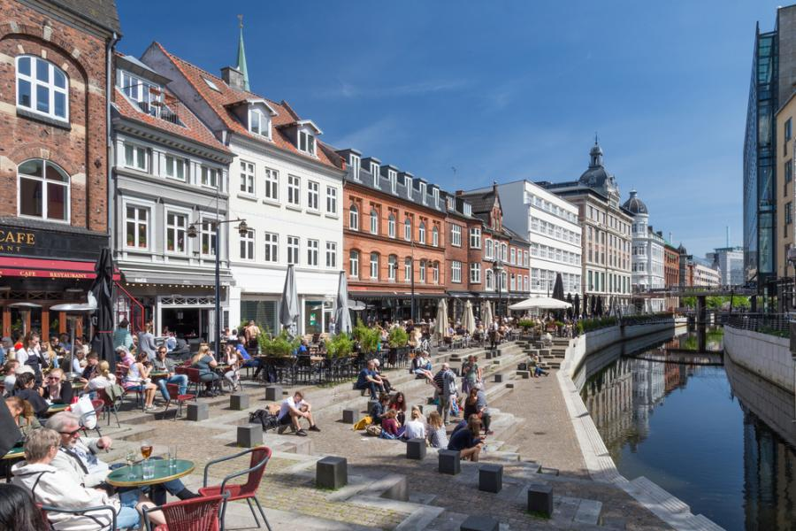 Aarhus, Dania