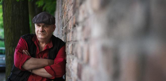 Leon Tarasewicz Fot. Darek Golik