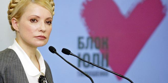 Julia Tymoszenko w 2006 r.