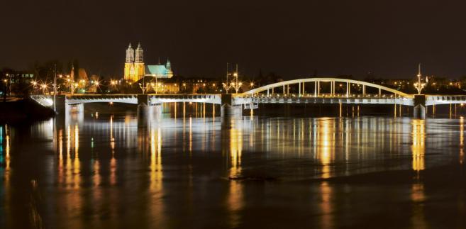 Most Św. Rocha, Poznań