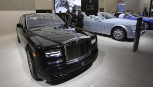 Rolls-Royce - model Phantom