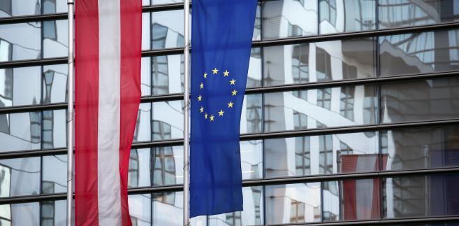 austria, flaga
