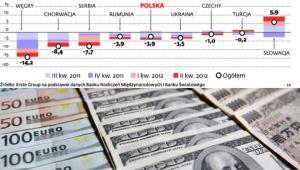 Z Polski odpłynęło niewiele kapitału