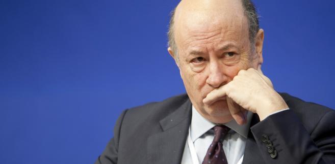 Jacek Rostowski - ekonomista, w latach 2007-2013 minister finansów, w 2013 r. był również wiceprezesem Rady Ministrów