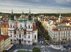 8. miejsce: Kościół św. Mikołaja – barokowy kościół stojący przy rynku Starego Miasta w Pradze.
