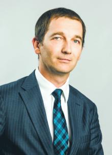 Dariusz Idzikowski, menedżer wydziału ubezpieczeń majątkowych dla przemysłu w TUiR Allianz Polska materiały prasowe