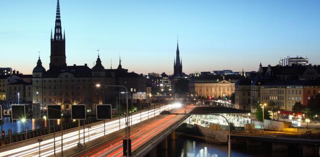 Sztokholm, Szwecja.